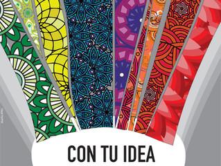 CON TU IDEA: invitamos a presentar ideas  para la creación del logo de CAIF El Saladito