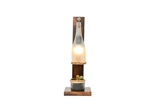 Lámpara reciclada
