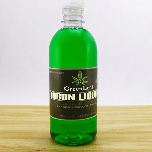 Jabón liquido degradable PH Neutro ecológico