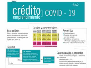 Crédito COVID 19