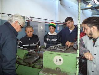 Terminando para arrancar: culmina el espacio de capacitación laboral para Operario Metalúrgico