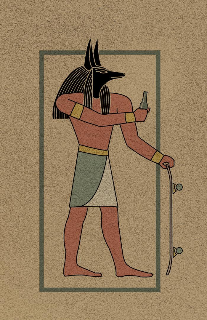 Egyptian Concept