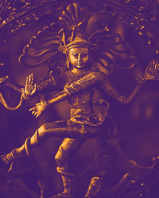 Statue of Indian Goddess