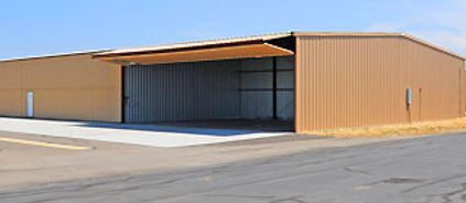 Hangar example Building 22