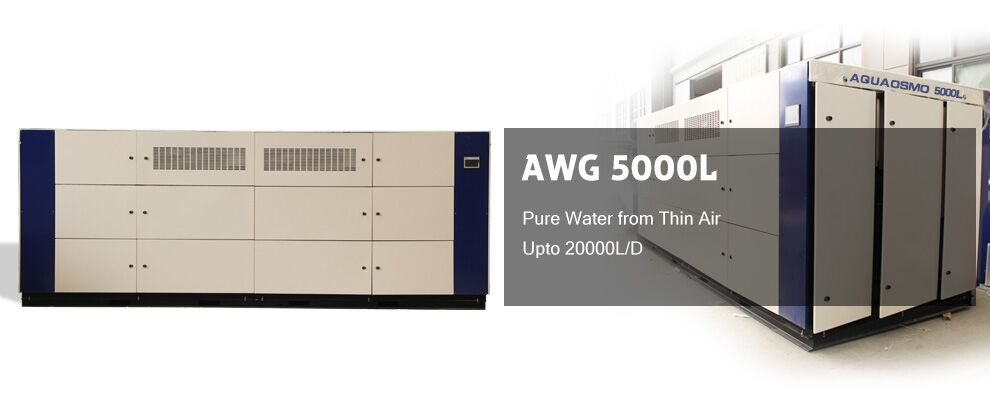 5000L air to water