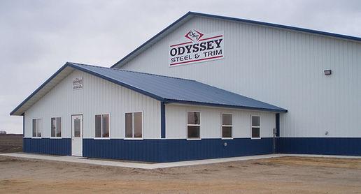 Odyssey Steel Main Office