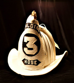 Spalding Hose Fire helmet