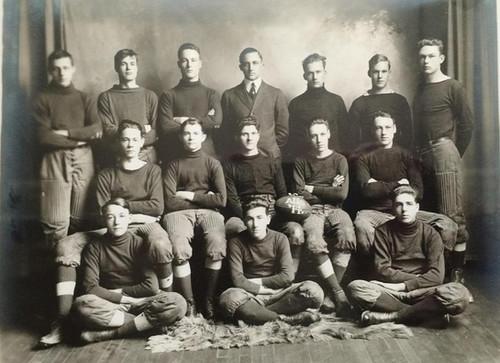 Athens High School Football 1914