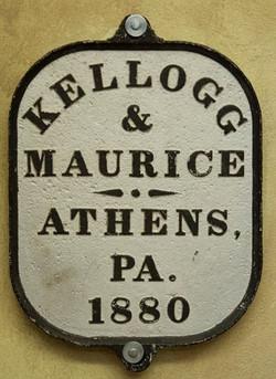Kellogg and Maurice 1880