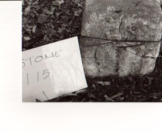 Crownstone 115 - USGS#119