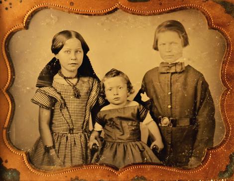 Children c. 1850