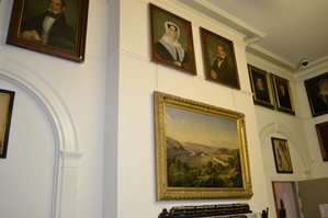 North Room Portraits