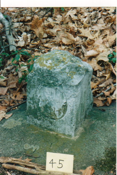 Crownstone 45 - USGS#48