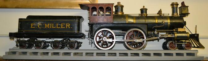Homemade Model Train