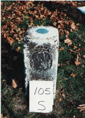 Crownstone 105 - USGS#109