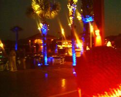 Horseshoebay yacht club last night