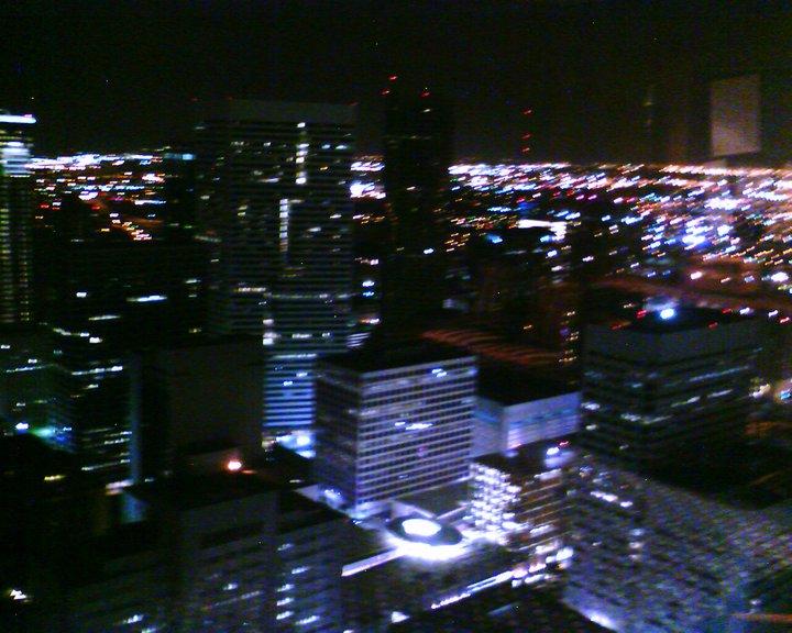 Houston is kind of large