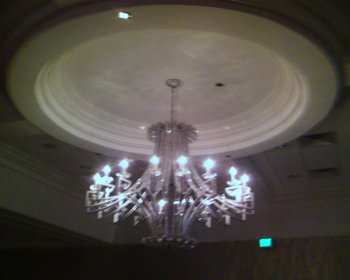 Glass Oaks Ballroom