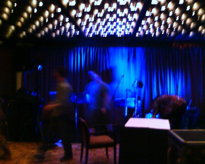 Potrolium club stage