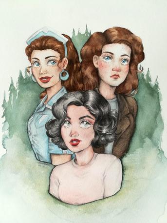 Twin Peaks Girls