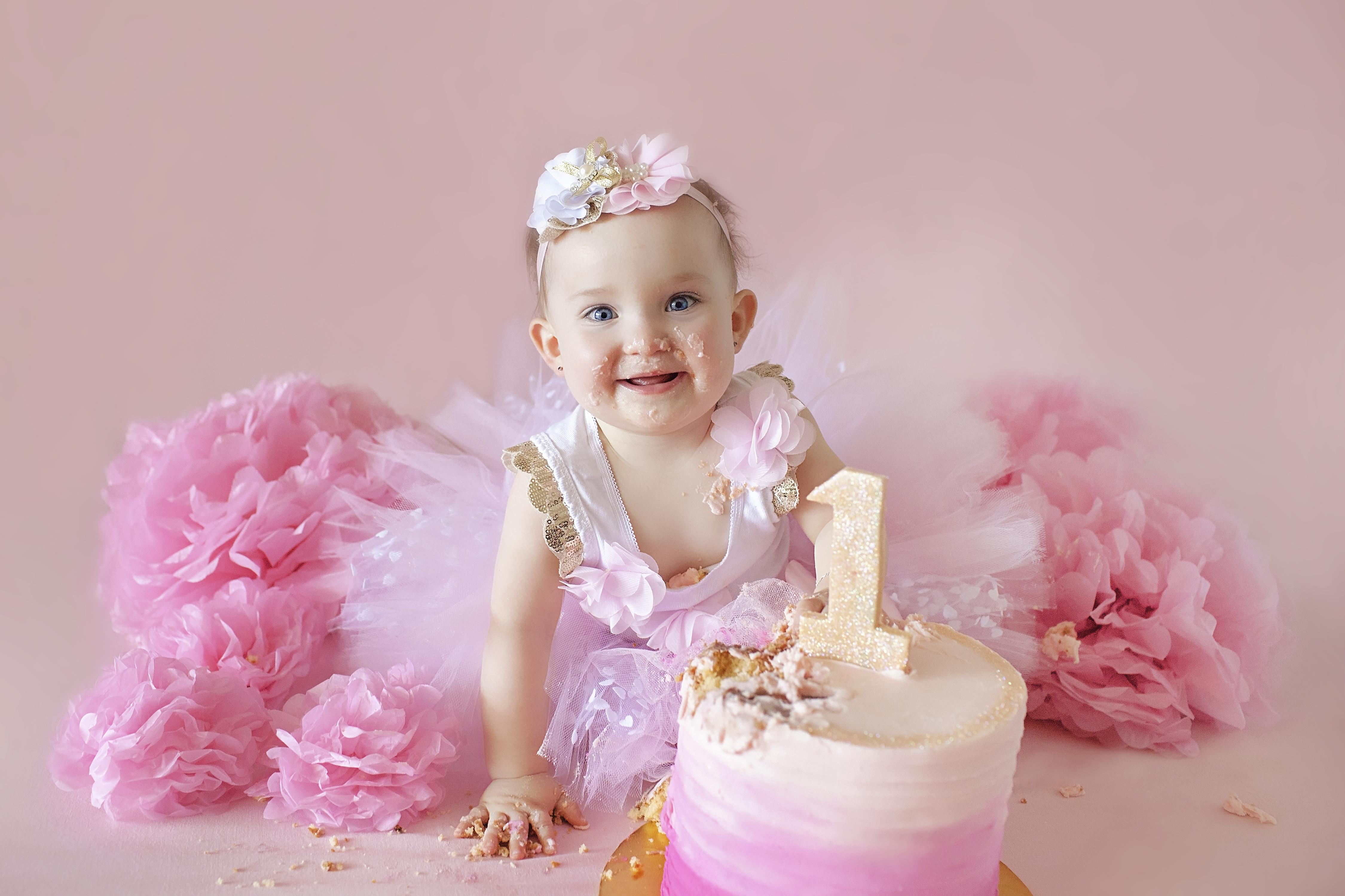 cake smash gold coast photographer