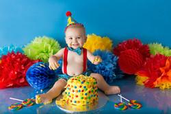 Cake Smash Tweed Heads 6