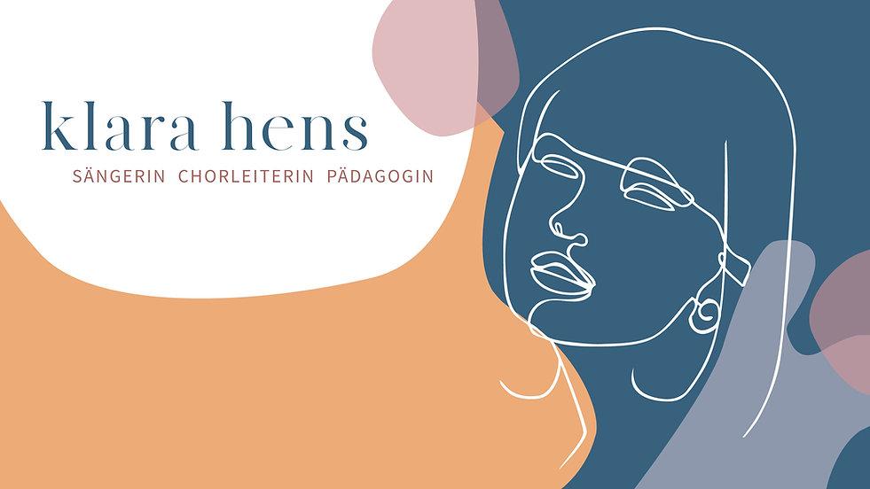 Klara Hens Sängerin Chorleiterin Pädagogin
