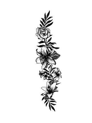 • Flower Arrangement •