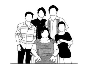 • An Epic Family Portrait •