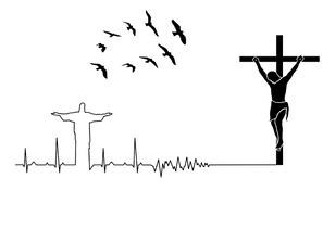 • Cristo muerto y redentor •