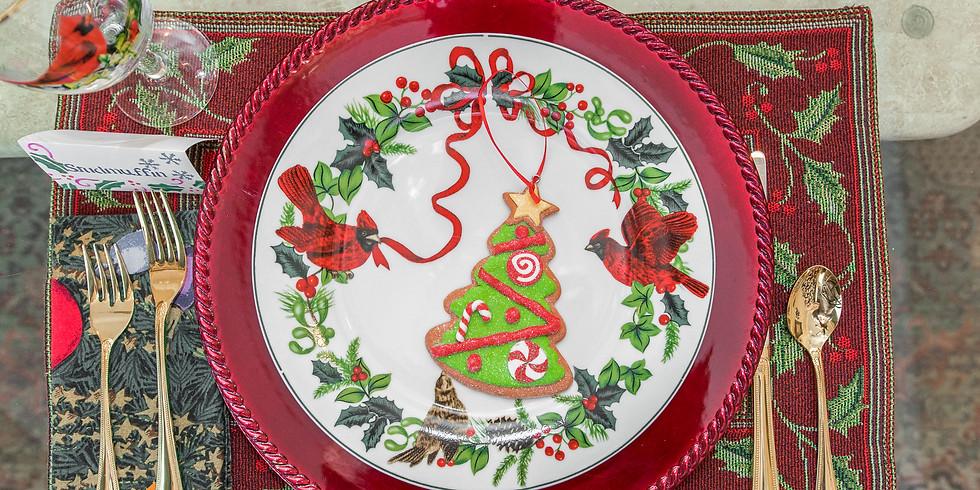 Christmas Tour Of Homes Dinner