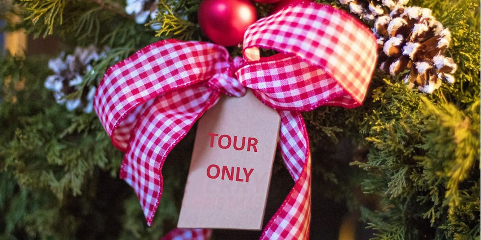 Christmas Tour Of Homes Tour Only