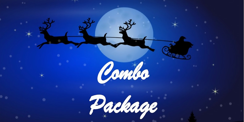 Christmas Tour Of Homes Combo Package
