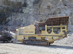 Tracked Ace Crusher