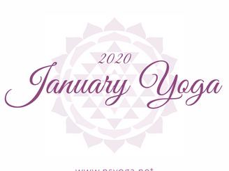 【Class】January 2020 Schedule | Delhi & Gurgaon