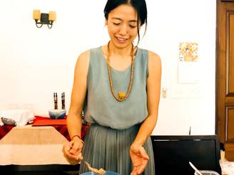 【 Report 】Raw Food Cooking! ローフードWSイベント報告
