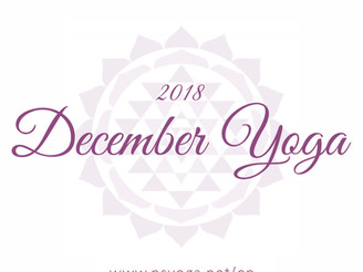 【Class】Dec 2018 Schedule | Delhi & Gurgaon