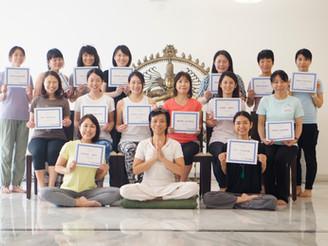 【Senior Yoga Teacher Training】2日間集中!シニアヨガ指導者養成講座