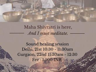 【Workshop】Sound Healing Therapy 音でリラックス -サウンドヒーリングワークショップ-