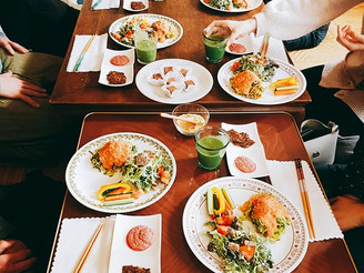 【Cooking Class】Eat More Deright! Eat More VEG! Raw Food ローフード WS