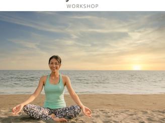 《オンラインLiveクラス》アヤ先生瞑想とヨーガニードラWorkshop