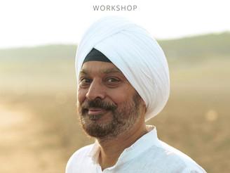 《オンラインLiveクラス》テージ先生瞑想とヨーガニードラWorkshop