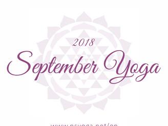 【Class】Sep 2018 Schedule   Delhi & Gurgaon