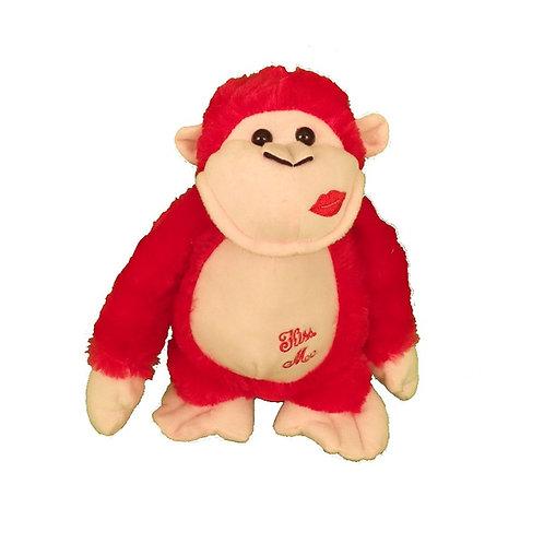 Kiss Me Gorilla (Red)