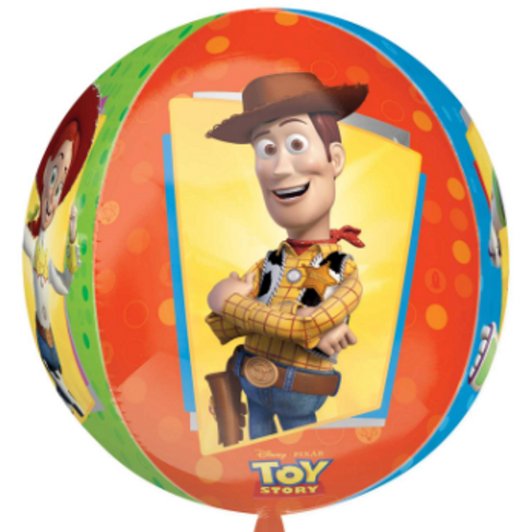 Toy Story Woodie and Friends Balloon 18""
