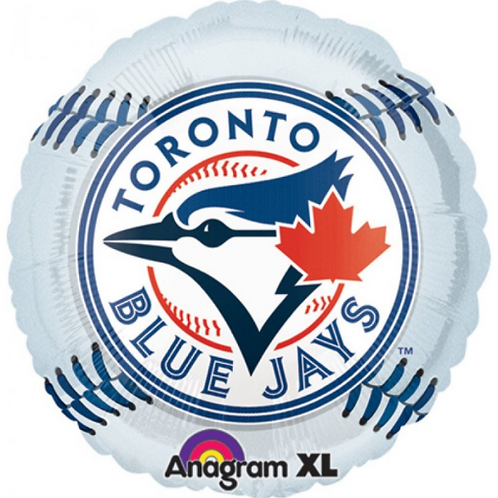 Toronto Blue Jays Balloon 18""