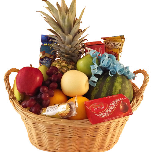 Large Fruit and Snacks