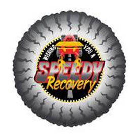 Speedy Recovery Get Well Balloon 18""
