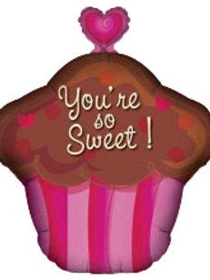 "You're So Sweet! Cupcake 22"""
