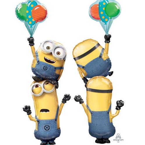 """Despicable Me Minions Stacker Balloon 61"""""""